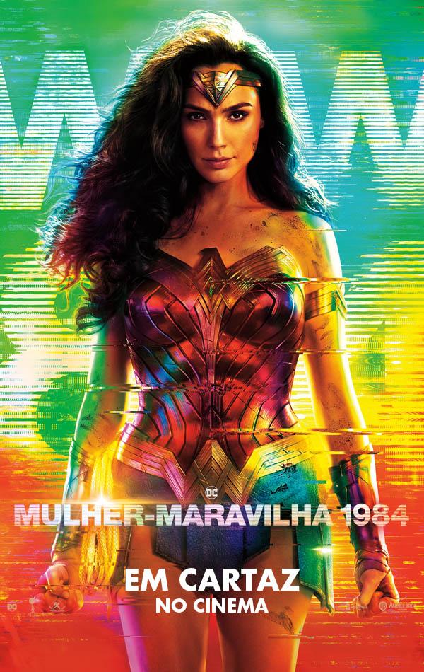 Mulher - Maravilha 1984