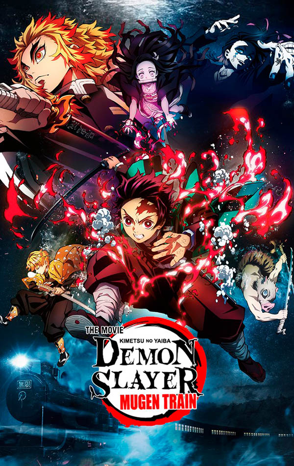 Demon Slayer: Mugen Train – O Filme