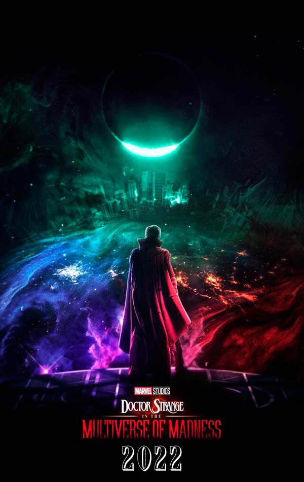 Doutor Estranho no Multiverso da Loucura