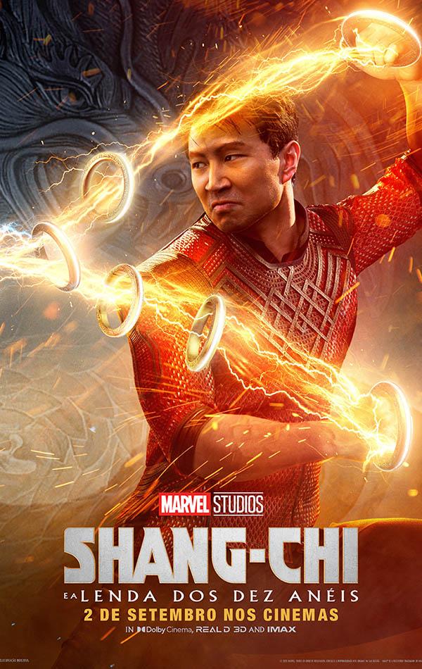 Shang-Chi e a Lenda dos Dez Anéis
