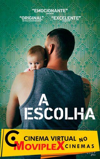 A ESCOLHA - CARTAZ SITE