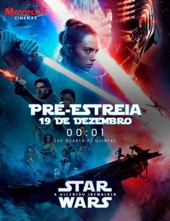 PRE ESTREIA STAR WARS