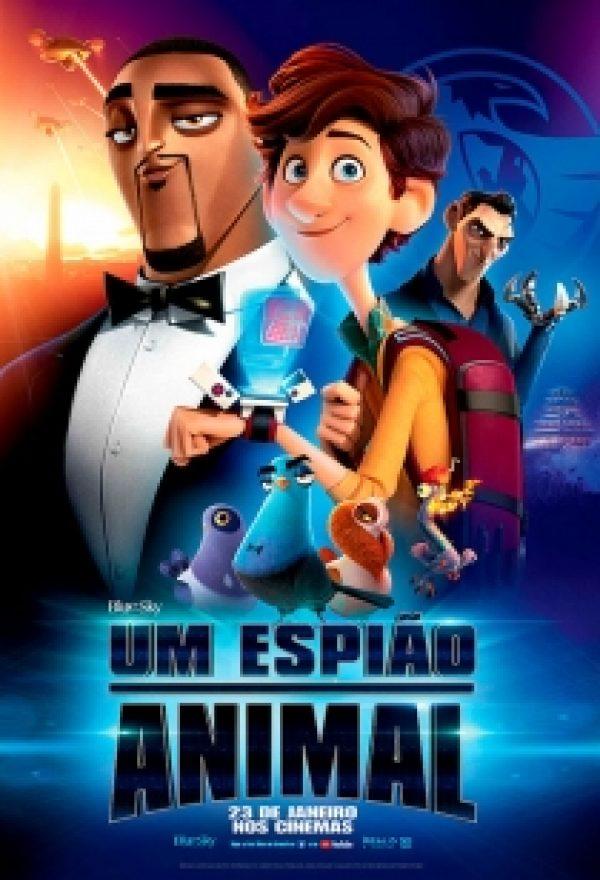 UM ESPIAO ANIMAL