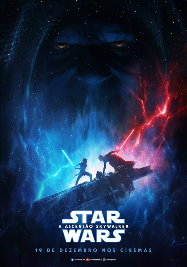 cartaz STAR WARS